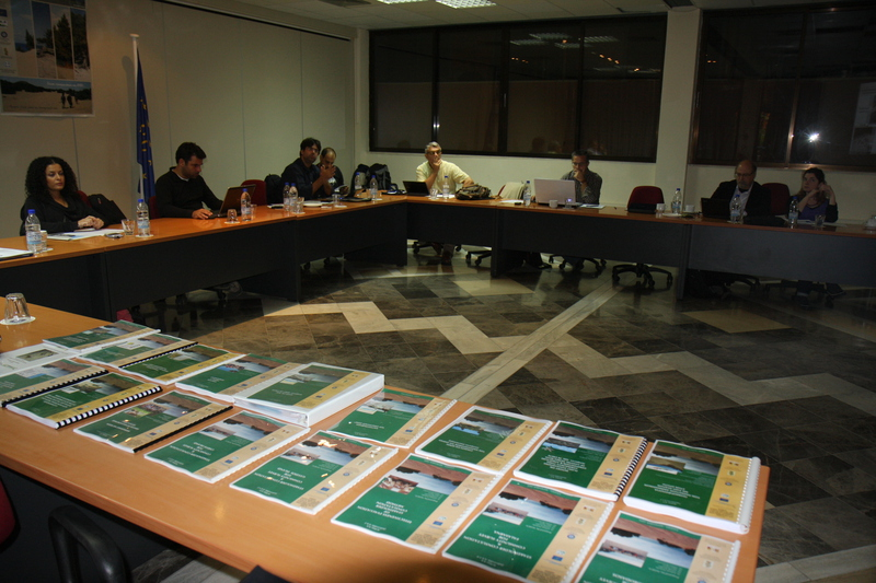 3rd Scientific Committee Meeting<br>25 October 2012