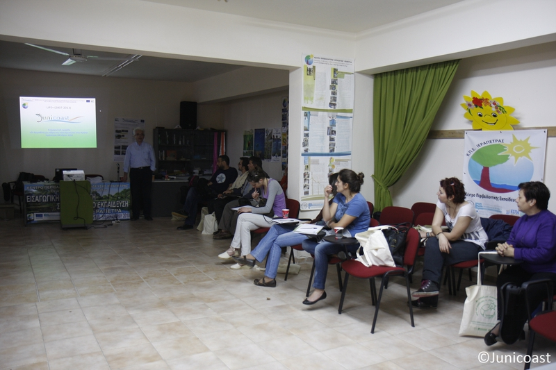 Educational Workshop, 4th of May 2011, Environmental Education Center of Ierapetra