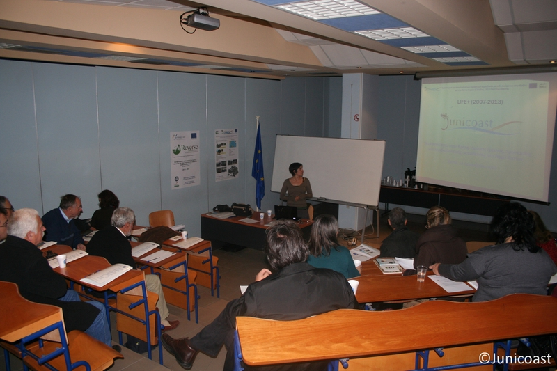 Workshop for environmental educators, MAICh, 14th of December 2010