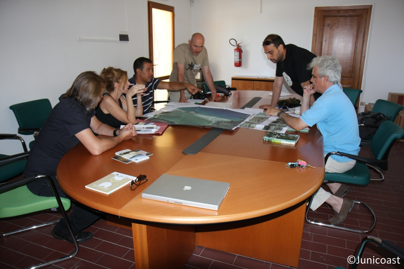 JUNICOAST meets PROVIDUNE, Caglari-Italy, 26-29 of June 2012